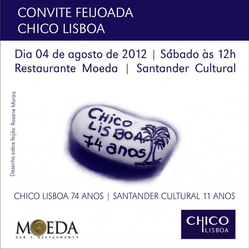 Feijoada da Chico, 2012