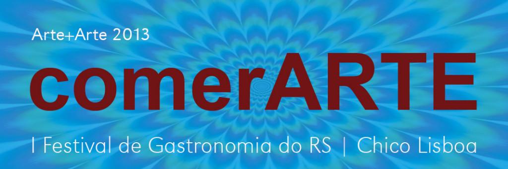 comerARTE — ARTE+ARTE 2013