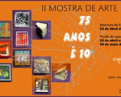 II MOSTRA DE ARTE 10×10