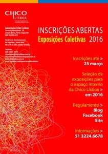 Exposições Coletivas  2016