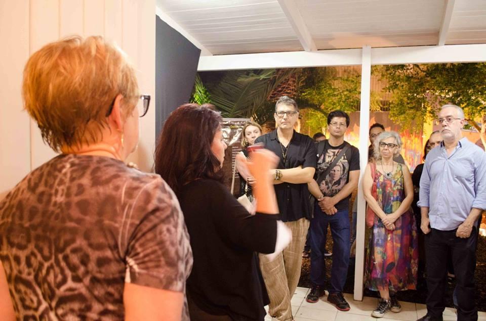IV Mostra de Arte em Pequenos Formatos In Box e Lá Fora Outono são abertas na Chico Lisboa