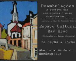 Sócios da Chico Lisboa realizam exposições e oficina