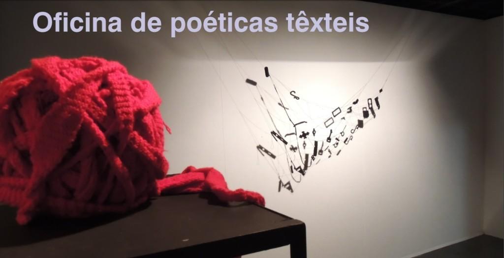 Oficinas Texturas Poéticas