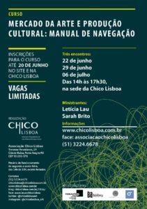 Curso Mercado da Arte e Produção Cultural: Manual de Navegação