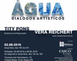 ÁGUA • Diálogos Artísticos