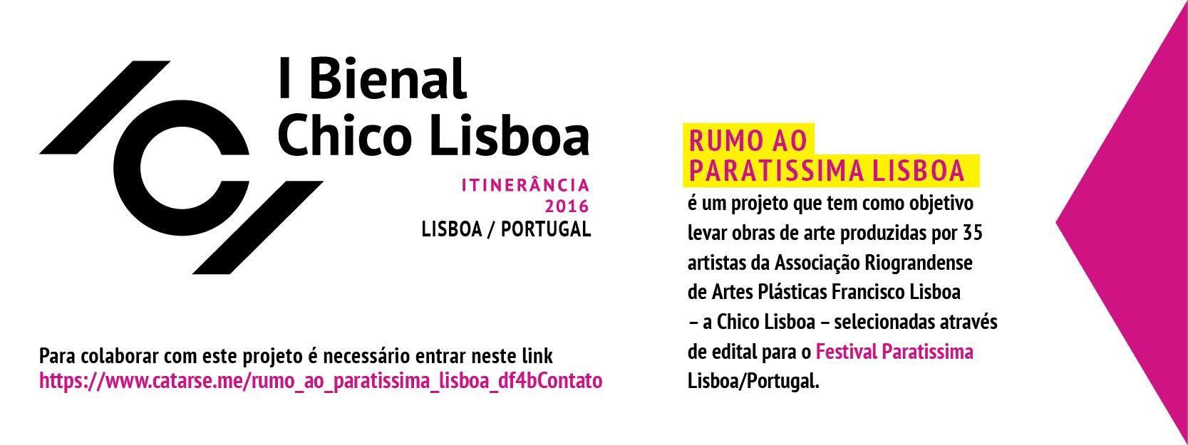 Bienal C na Paratíssima Lisboa, Portugal