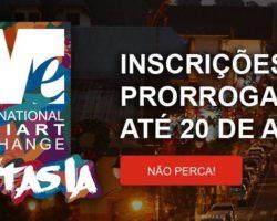 Inscrições ENCERRADAS Miniart 2017