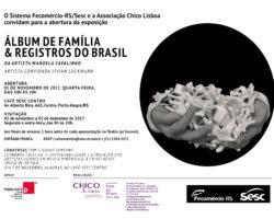 Exposição Álbum de Família e Registros do Brasil. Encerrada.