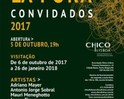 Exposição Lá Fora – Edição Convidados 2017