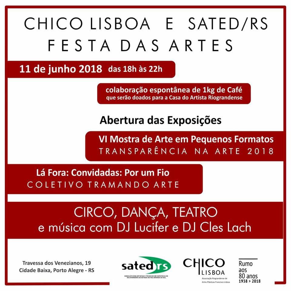 Exposições na Chico Lisboa