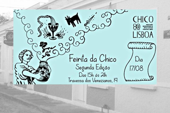 17/08 – Feirita DA CHICO 2° – Feira de Integração Cultural