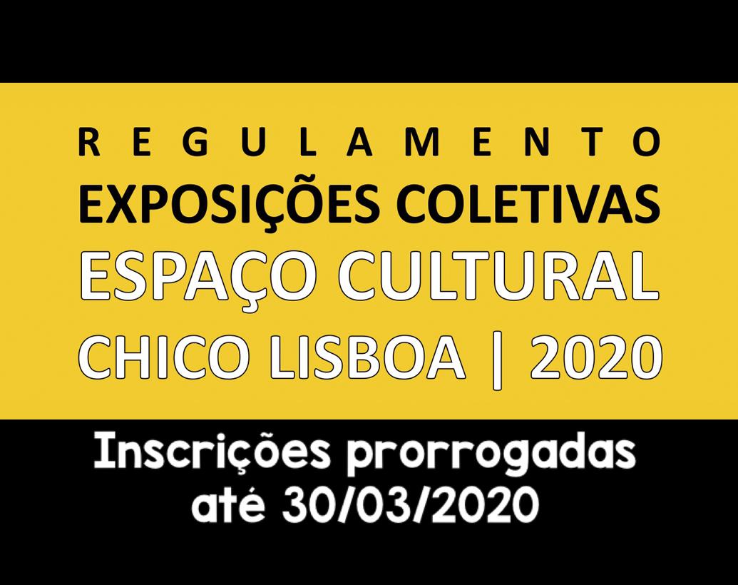 Regulamentação de Exposições Coletivas 2020
