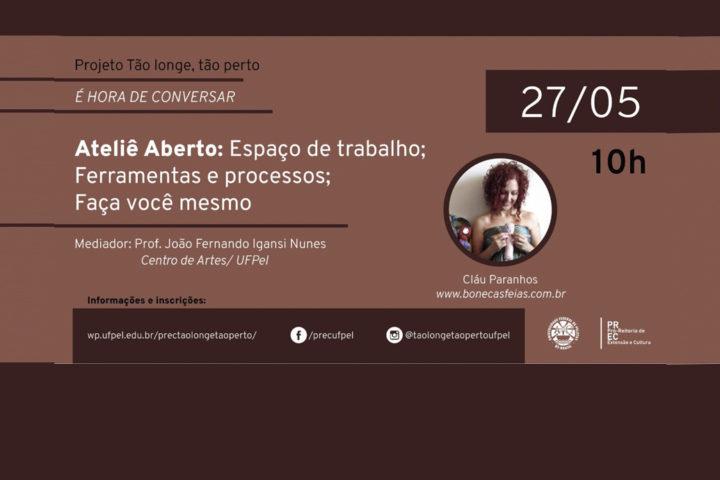 Live com Cláu Paranhos