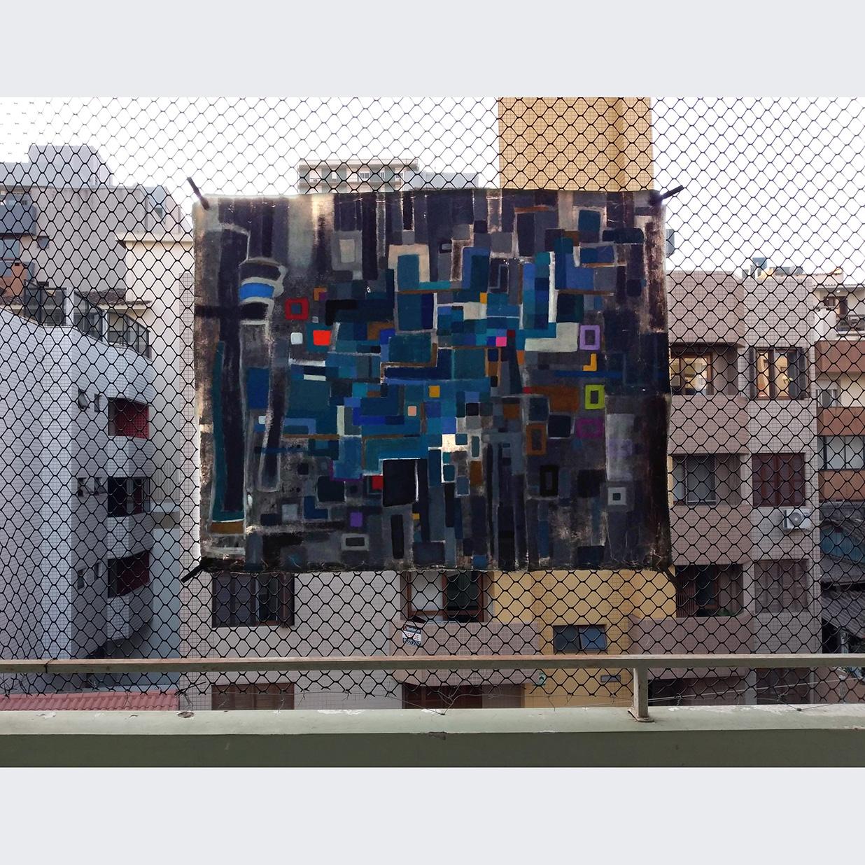 Daniel Signor - Título: Cartografias urbanas: Uma Geometria dos Espaços Fechados
