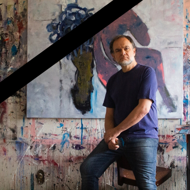 Falecimento do artista Gelson Radaelli