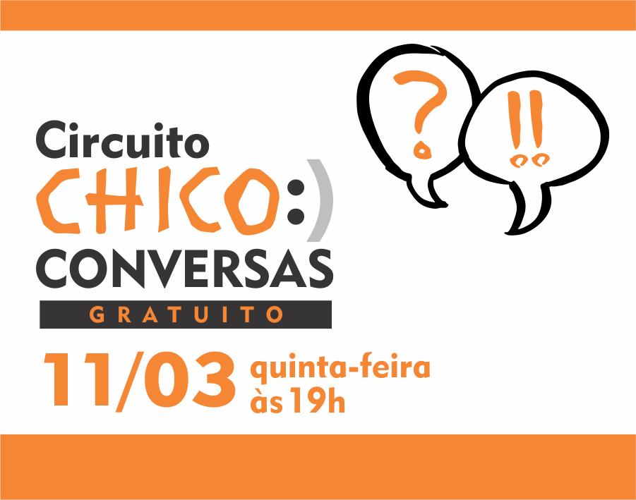 """Conversa sobre """"Curadoria: experimentação e estratégias expositivas"""" com Francisco Dalcol"""