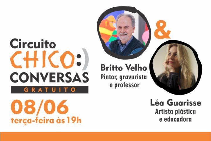 Circuito CHICO: conversa – A Fantástica Viagem de Britto Velho