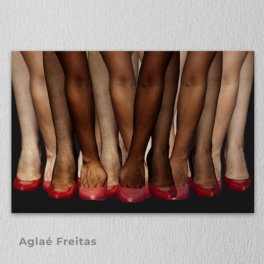 Artista: Aglaé Freitas - Título: Aglomeração 30cm x 50cm - Técnica: Fotografia Valor R$ 350,00