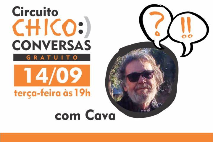 """Conversa sobre o tema """"Na Medida do Possível"""" com Will Cavalcante (Cava)"""